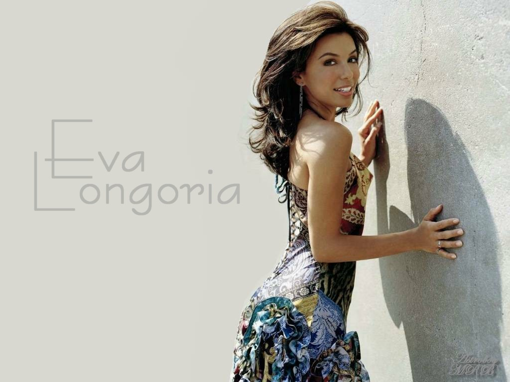 eva longoria how tall