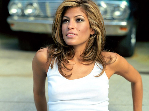 Eva Mendes images Eva Mendes HD wallpaper and background photos