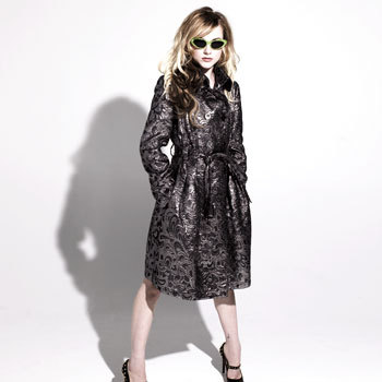 Evan Rachel Wood in Nylon