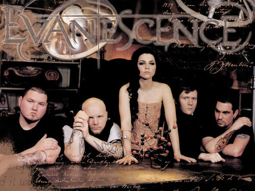 Evanescence wolpeyper entitled Evanescence