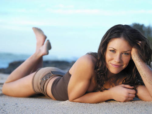 Evangeline Lilly (Kate)
