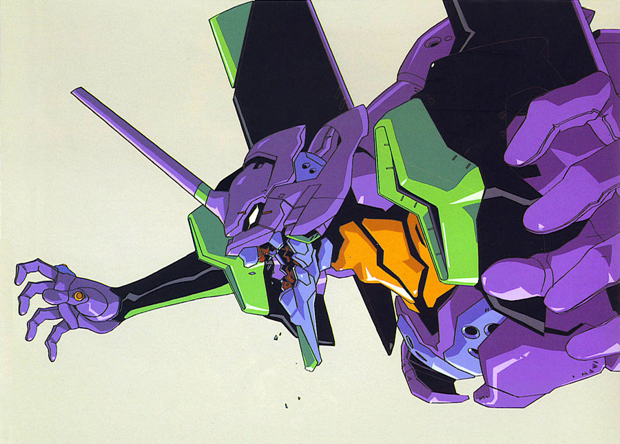 Evangelion Images Evangelion Unit 01 Hd Wallpaper And