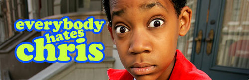 Everybody Hates Chris Hintergrund entitled Everybody Hates Chris
