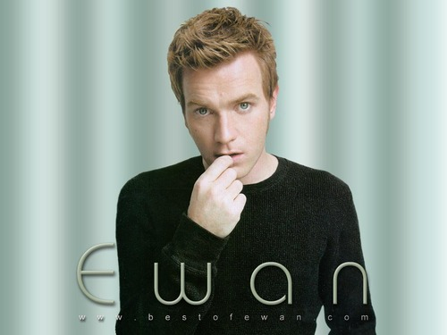 Ewan McGregor kertas dinding called Ewan