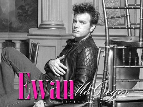 Ewan McGregor Hintergrund called Ewan