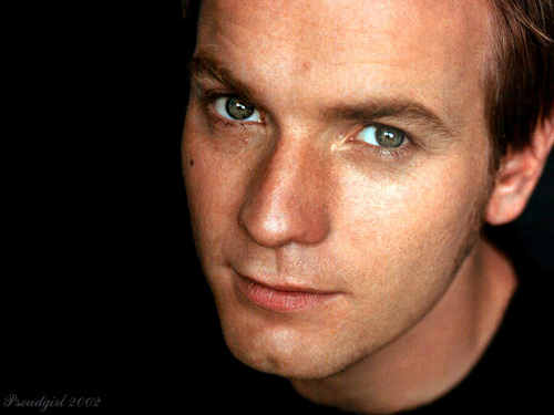 Ewan McGregor Hintergrund called Ewan