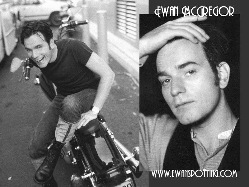 Ewan Mcgregor - Gallery Colection