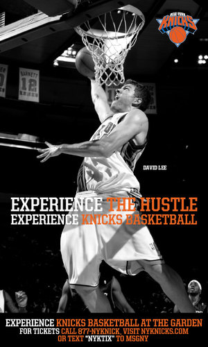 Experience the Hustle