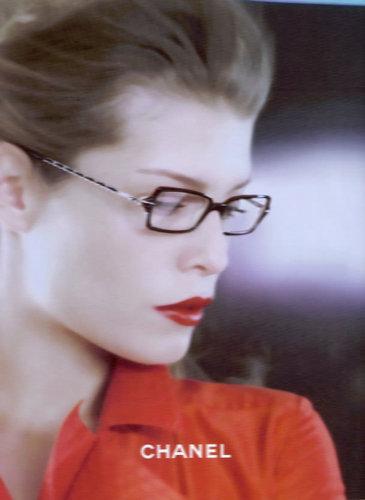 F/W 2003 Ad: Louise Pedersen
