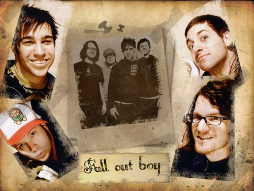 FAll Out BOy 壁纸