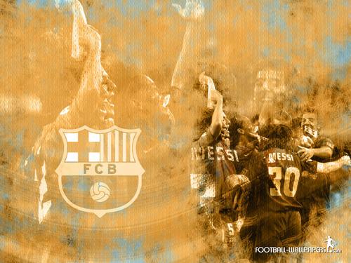 FC Barcelona 壁纸