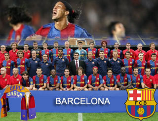 FC Barcelona wallpaper entitled FC Barcelona