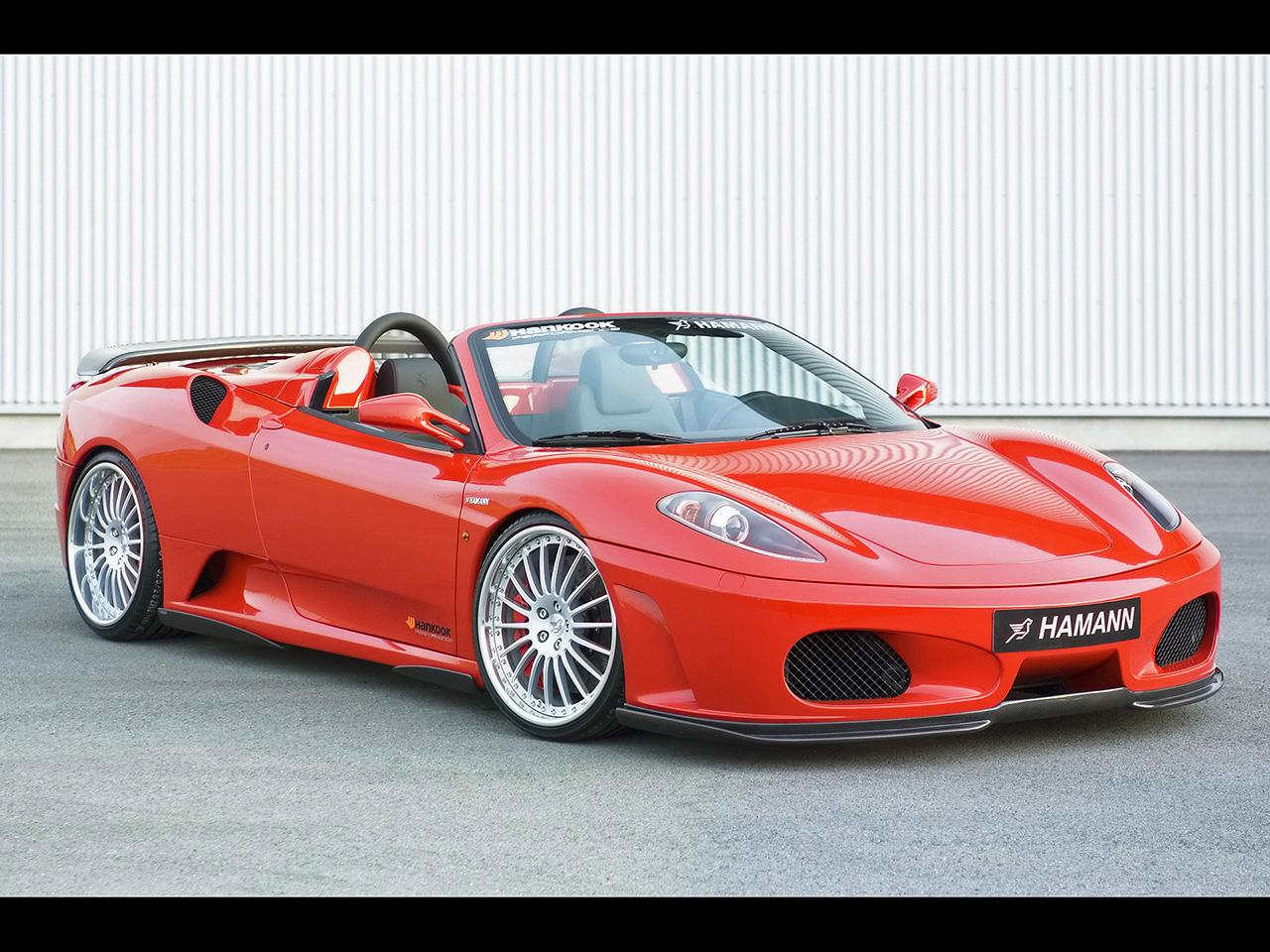 Luxury Ferrari F430 Wallpaper
