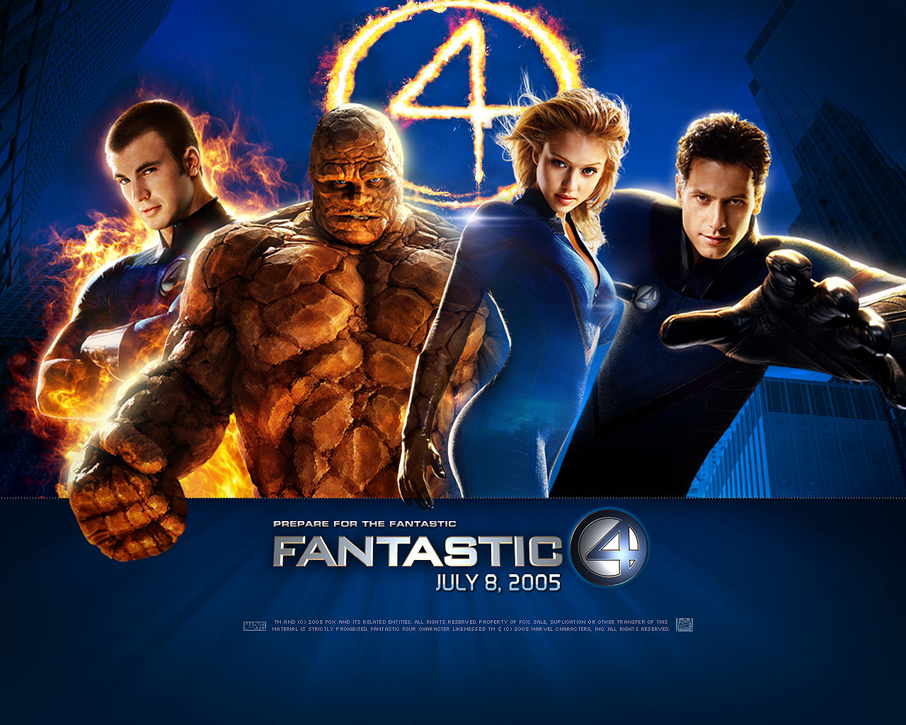 Pictures of the fantastic four Fantastic Four (1994) - Rotten Tomatoes
