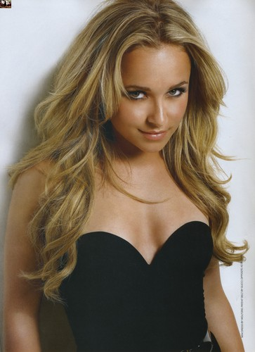Hayden Panettiere wallpaper called FHM October 2007