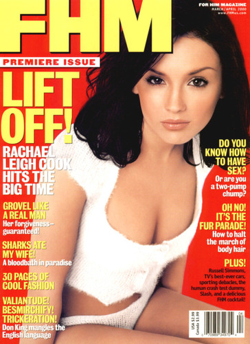 FHM - rachael-leigh-cook Photo