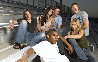 Friday Night Lights achtergrond titled FNL cast
