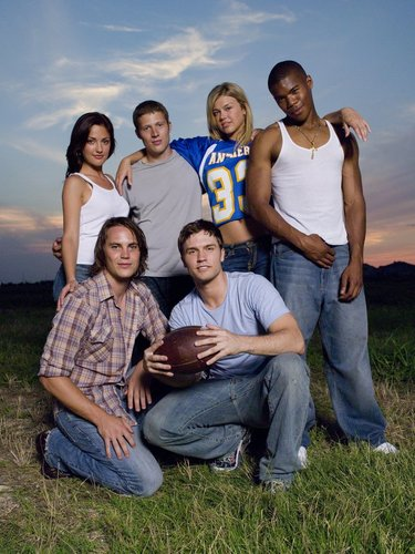 Friday Night Lights Hintergrund titled FNL cast
