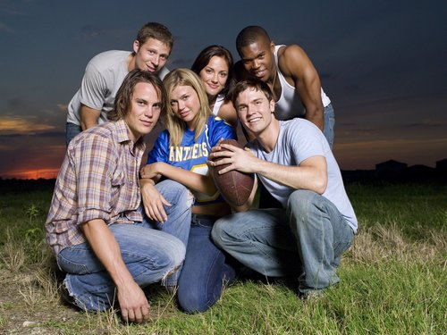 Friday Night Lights wallpaper called FNL cast