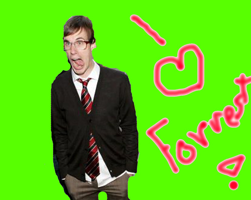 HelloGoodbye wallpaper titled FORREST!