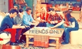 FRIENDS ONLY <3 - friends fan art