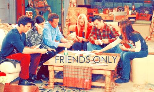 Друзья ONLY <3