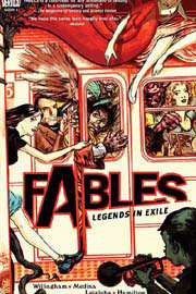 Fables #1 cover