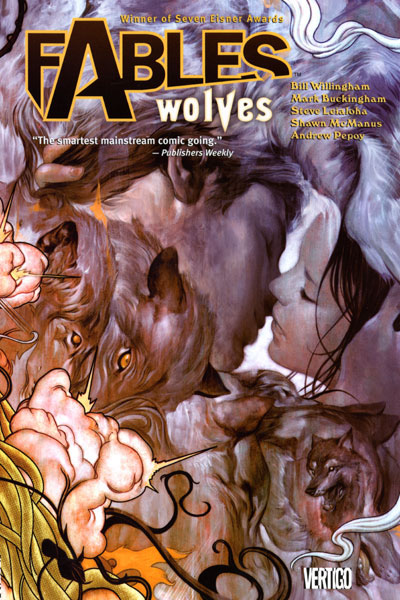 Fables #8 - Comic Books Photo (48938) - Fanpop