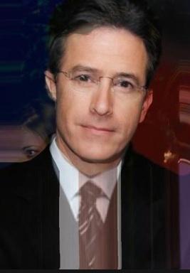 Stephen Colbert wallpaper titled Facestrong
