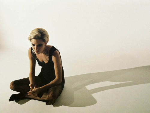 Sienna Miller wallpaper titled Factory Girl