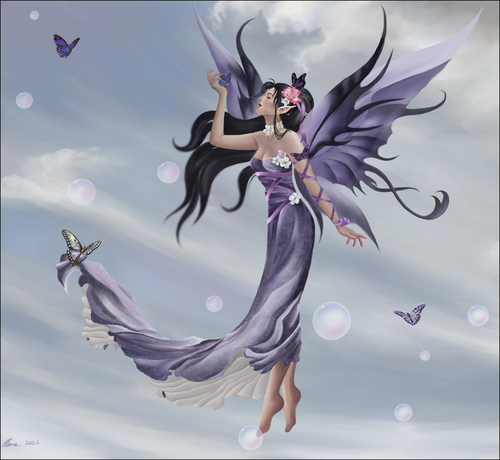 Fairies wallpaper titled Faeries