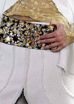 Fall 2003 Couture: Details
