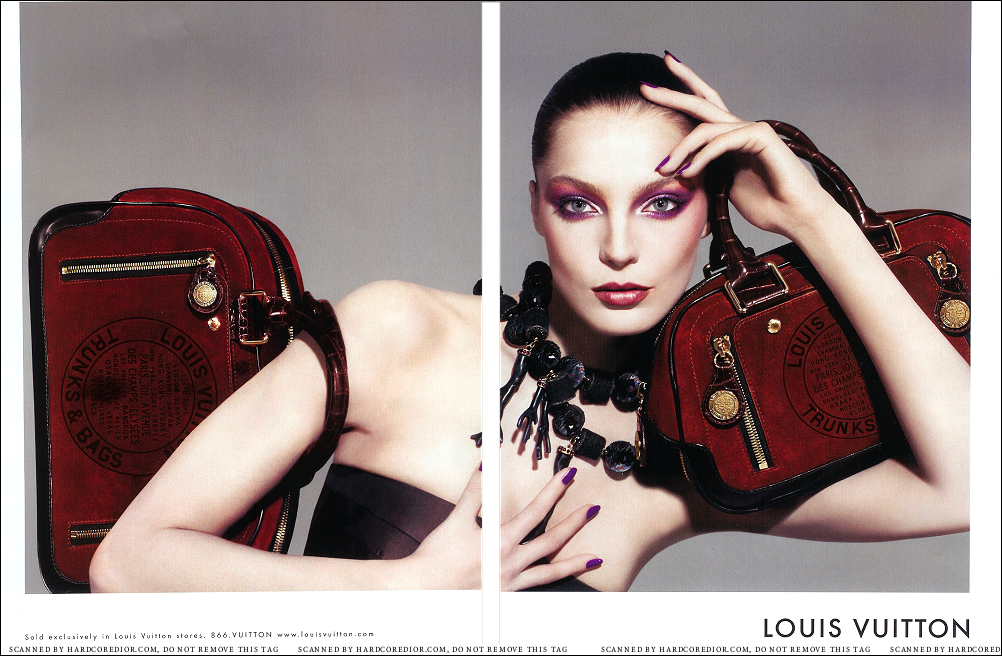 Louis Vuitton Spring 2006 Ad