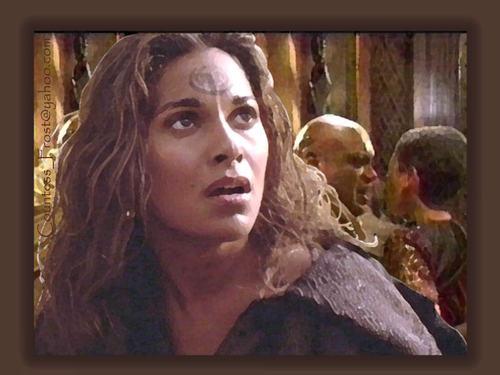 Stargate wallpaper titled Family Concerns