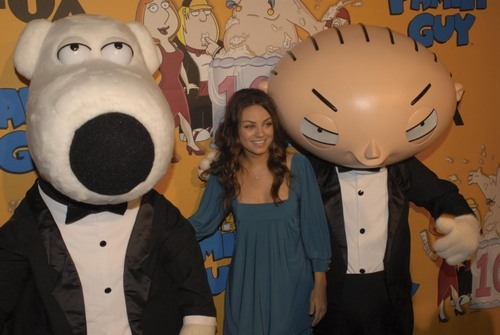 Family Guy 100th Episode Party