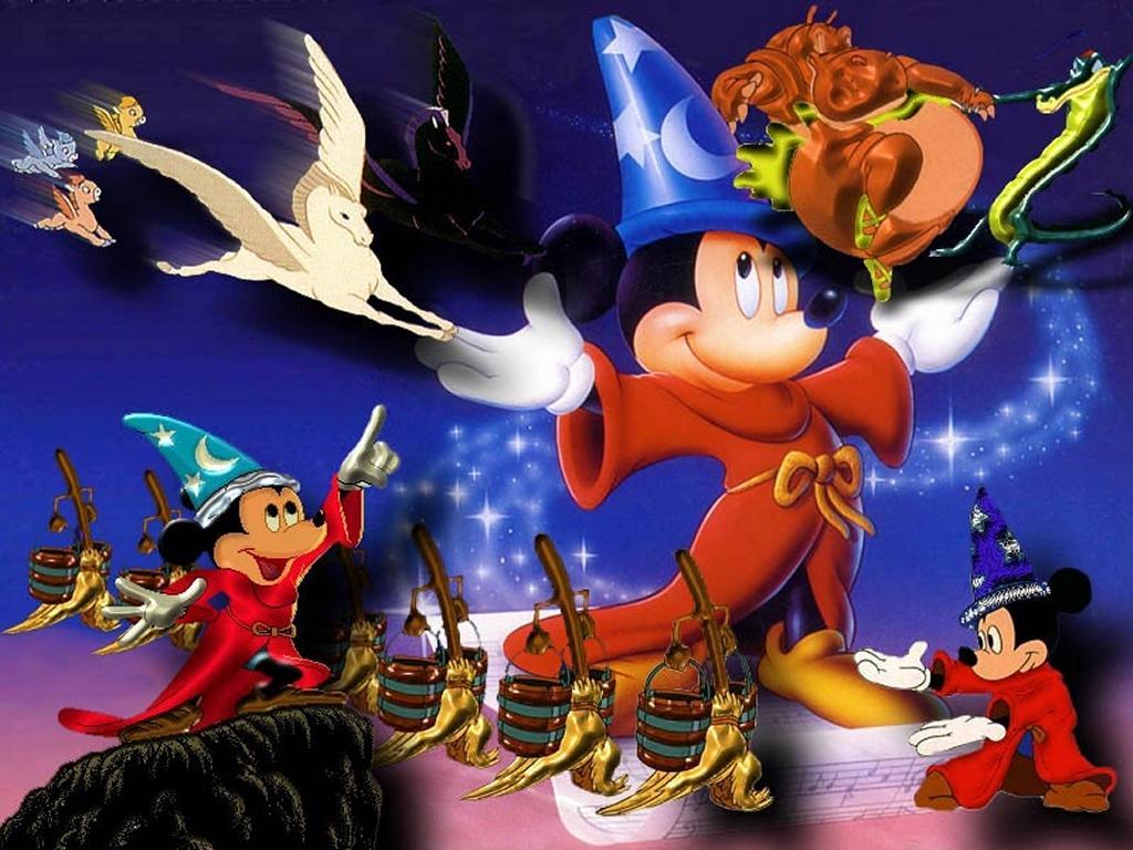 Fantasia - Disney Wallpaper (67452) - Fanpop