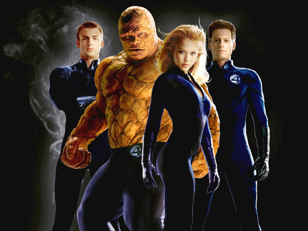 Fantastic Four and Daredevil Reboot