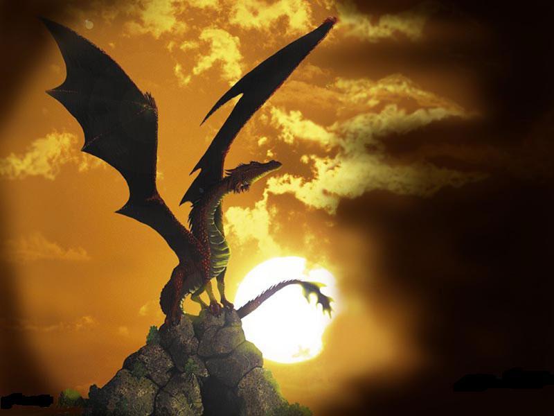 Dragon-Fantasy-Wallpaper