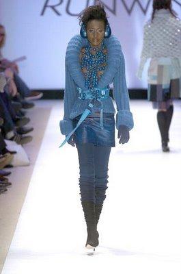 Fashion Week: chim giẻ cùi, jay