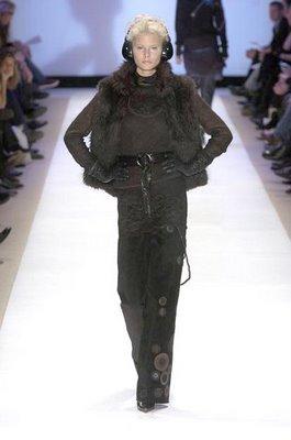 Fashion Week: arrendajo, jay