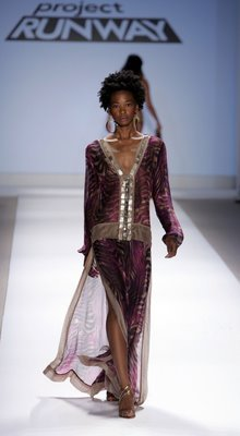 Fashion Week: Uli - project-runway Photo