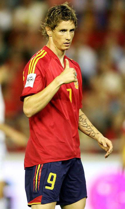 Fernando Torres - Photo Set