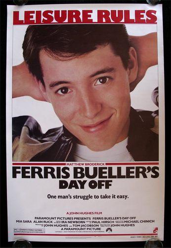 Ferris Bueller's dia Off