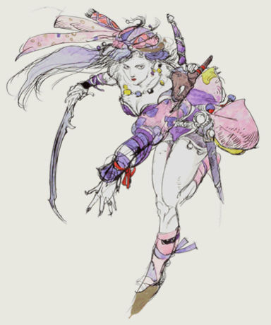 Final Fantasy II Artwork