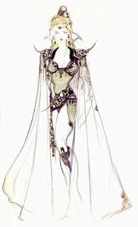 Final Fantasy IV Artwork