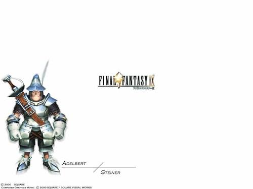 Final कल्पना IX Characters