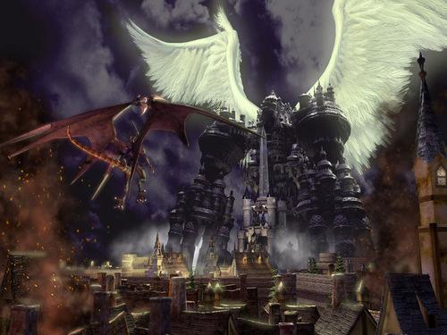 Final fantasía IX fondo de pantalla