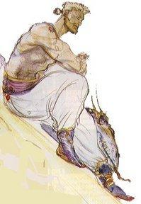 Final Fantasy VI Artwork