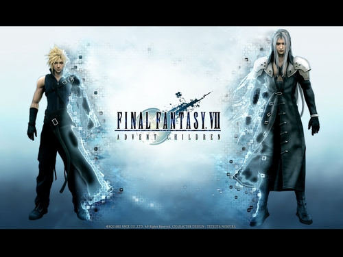 Final fantaisie VII: AC WP