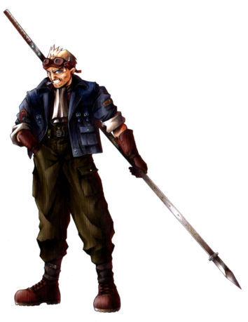 Final 판타지 VII Characters